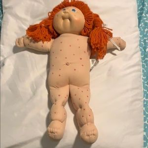 Cabbage Patch Red Head, by Xavier Roberts '85